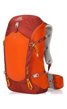 Gregory Zulu 30 M Burnished Orange