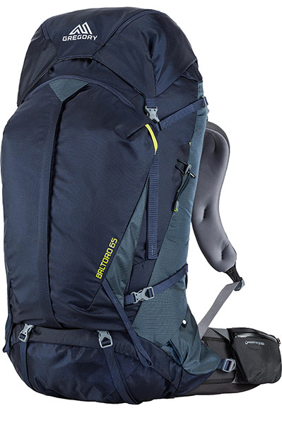 Gregory Baltoro 85 L Navy Blue