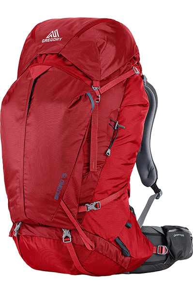 Gregory Baltoro 75 S Spark Red