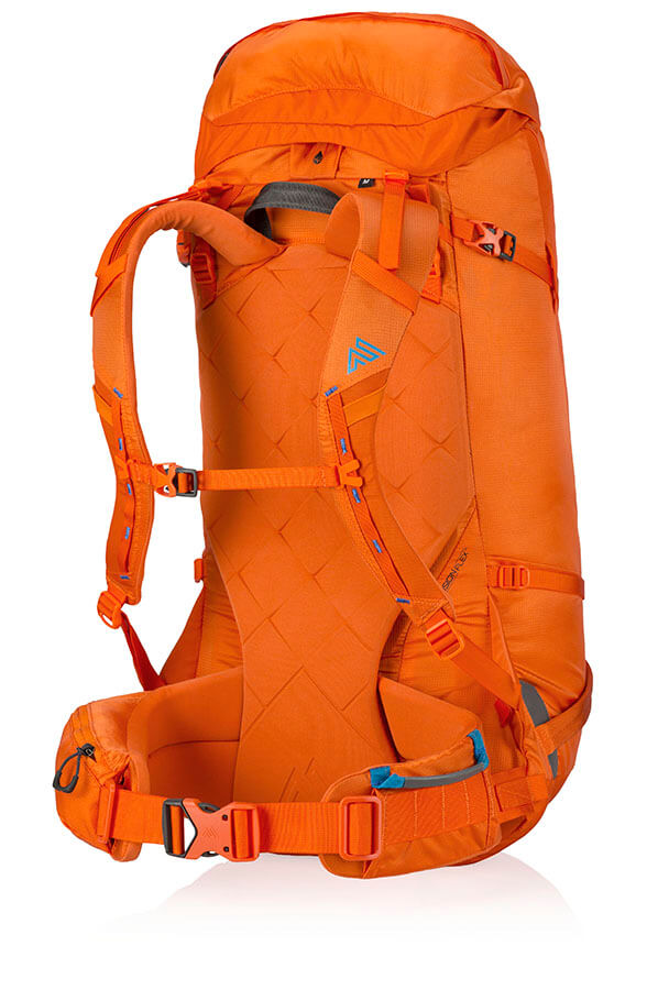 Gregory Alpinisto 50 Backpack Small zest orange
