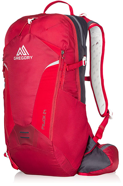 Gregory Miwok 24 Spark Red