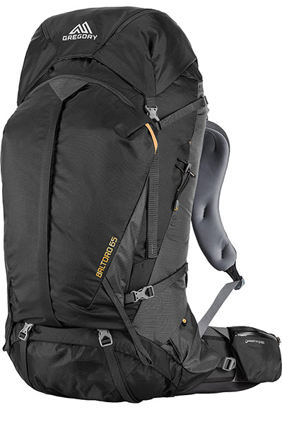 Gregory Baltoro 65 S Shadow Black