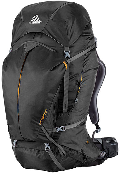 Gregory Baltoro 85 S Shadow Black