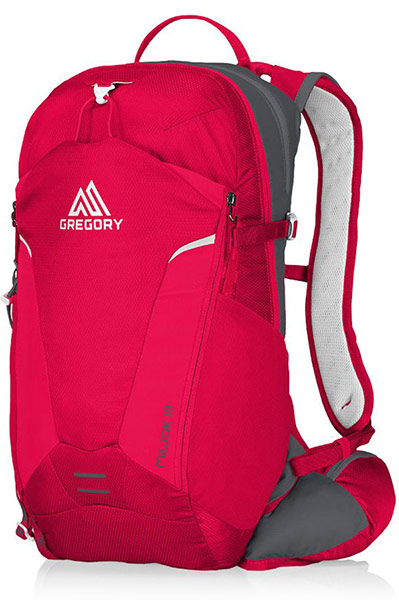 Gregory Miwok 18 Spark Red