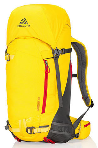 Gregory Targhee 45 S   Solar Yellow