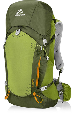 Gregory Zulu 35 L Moss Green