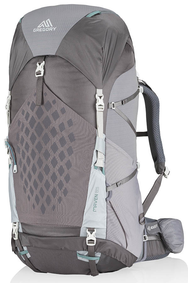 32c0951999 Maven 65 Sac à dos XS/S Forest Grey | Gregory